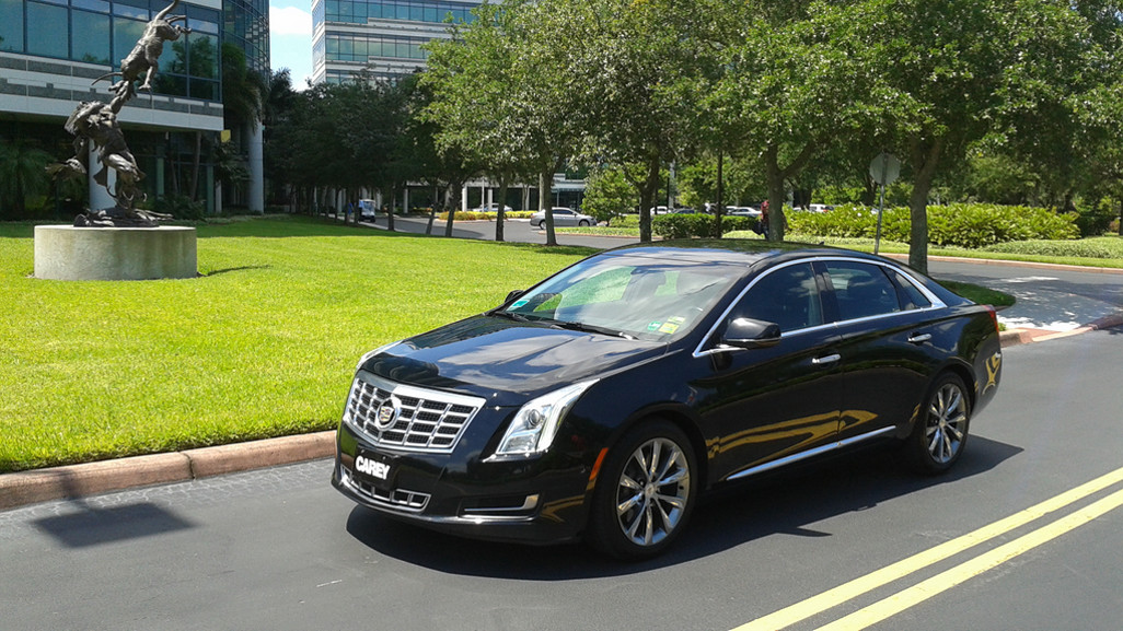 The Carey Sedan – Cadillac XTS